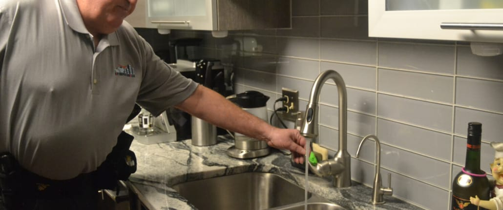 Plumbing Inspection 1